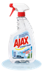 AJAX Crystal Clean Glas Spray, 750 ml