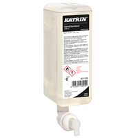 Katrin Hands Sanitizer, 1000 ml, 6st/fp